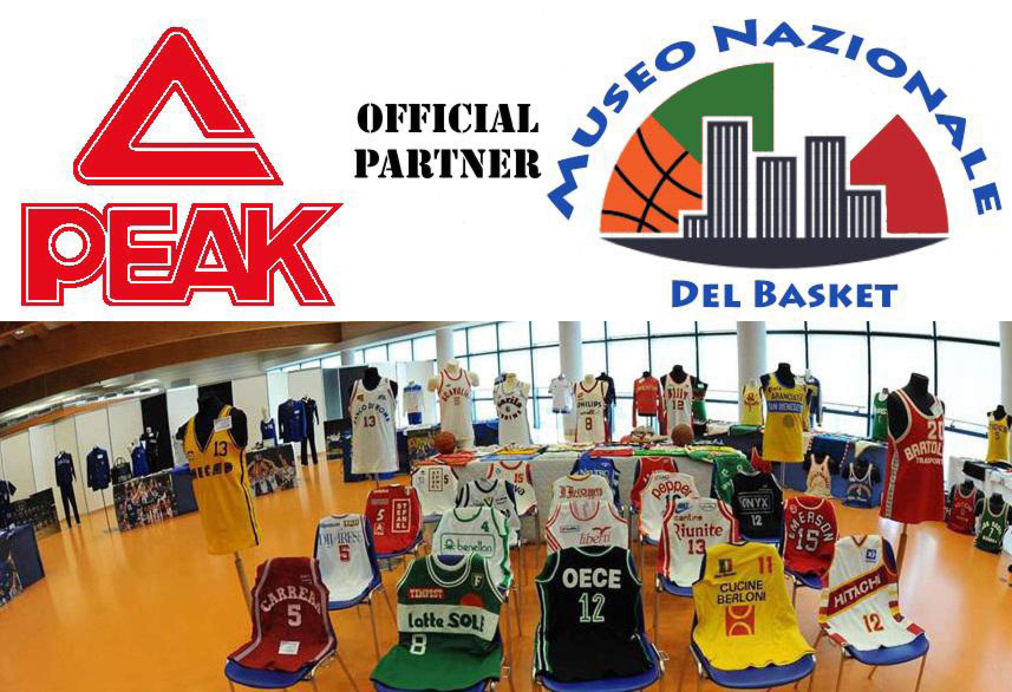 Museo Nazionale del Basket e PEAK
