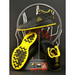 BASKET BLACK YELLOW