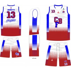 Kit Sublimatico Basket