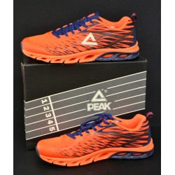 Fly 4 - Neon Orange - Blue